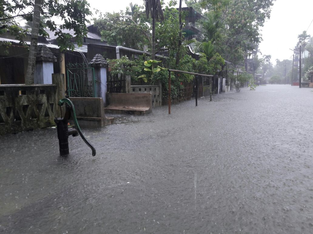 People Become Homeless After Alipurduar Gets Flooded
